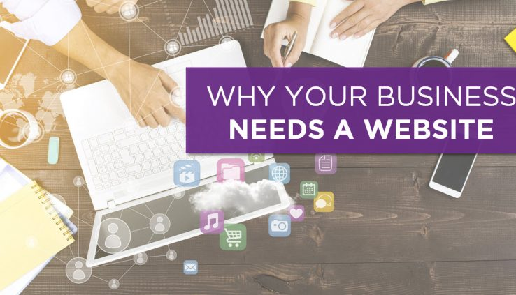 You Your Business Needs A Website